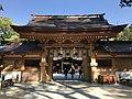 Shimmon Gate of Oyamazumi Shrine 2.jpg