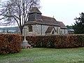 Shipton Bellinger - St Peters Church And War Memorial - geograph.org.uk - 1108434.jpg