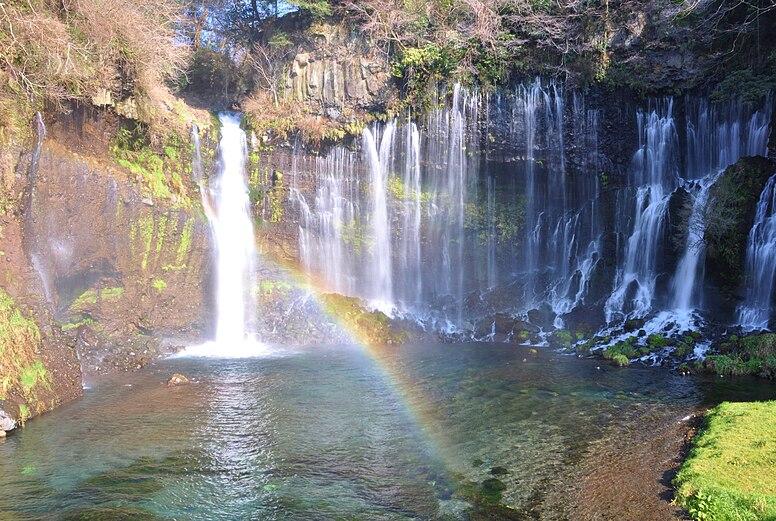 Shiraito water fall 02