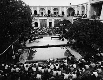 Shiraz Arts Festival - Image: Shiraz 37