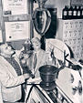 Show globes in Ferndale Michigan pharmacy 1954.JPG