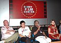 Shri Shaji N Karun alongwith other directors speaking on 'Meet The Juries' during the 40th International Film Festival (IFFI-2009), at Panaji, Goa on November 30, 2009.jpg