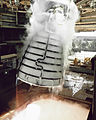 Shuttle Main Engine Firing in Gimbal Test - GPN-2000-000552.jpg