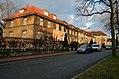 Sievertstraße 20-28, Hannover-Kleefeld, um 1928 errichtete Häuserzeile, Architekt Walter Saran und Franz Hoffmann, Denkmalschutz.jpg