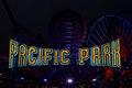 "Sign ""Pacific Park"" at the Santa Monica Pier in Santa Monica, California LCCN2013632364.tif"