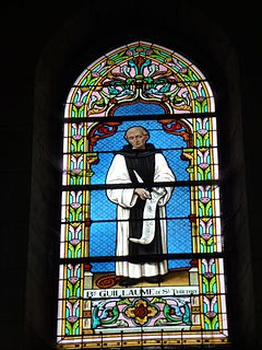 William of St-Thierry French theologian and abbot