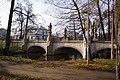 Silniční most s 8 sochami (Žďár nad Sázavou), přes Sázavu, Žďár nad Sázavou.JPG