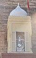 Silver Ganesha inside Temple infront of Meherangarh fort.jpg