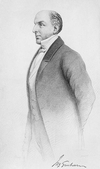 Sir James Graham, 2nd Baronet - Sir James Graham