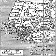plan chaud Le Havre
