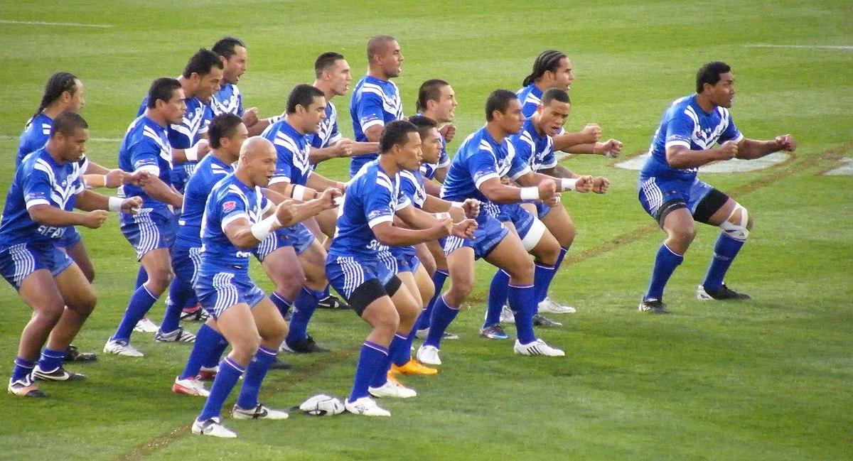 Seleção Samoana de Rugby League – Wikipédia, a ...