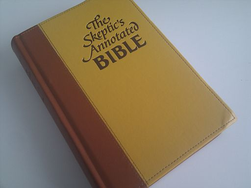 Skeptics Annotated Bible