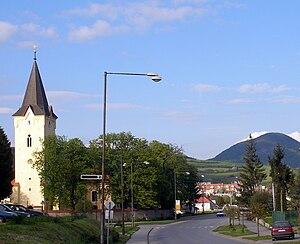 Veľký Šariš - View from Veľký Šariš