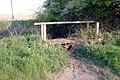 Small footbridge over a stream - geograph.org.uk - 407186.jpg