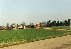 Smerup seen from the south ~1995