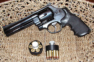 Springfield, Massachusetts - Gun maker Smith & Wesson is headquartered in Springfield.