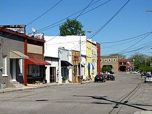 Smithville, Tennessee - Market Street
