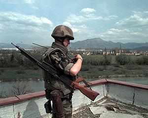 FR F2 sniper rifle - Image: Sniper FRF2