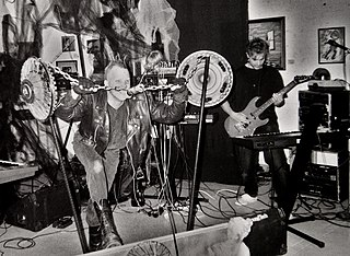Society Burning US industrial metal rock band