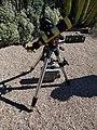 Solar telescope at Kris Eggle Visitor Center.jpg