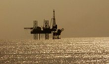 Solitary Oil Rig In The Arabian Sea.jpg