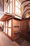 Solms - Kloster Altenberg - ev Kirche - Orgel - Spieltisch 4.JPG