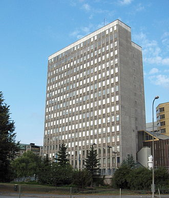 Solna Municipality - Solna City Hall