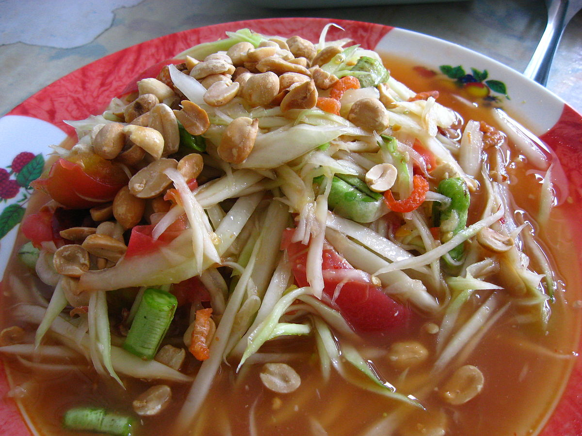 Som Tam Thai Restaurant Askew Rd