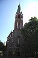 Sopot, kościół ewangelicki p.w. Zbawiciela, ob. rzym.-kat. par. garnizonowy p.w. św. Jerz.jpg