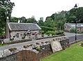 Sorn Bridge and Cottage, East Ayrshire, Scotland.jpg