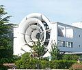 Windkanal in Bois-Colombes