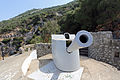South 4 inch QF Gun at Hayne's Cave Battery.jpg