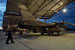 South Carolina Air National Guard flight line night operations (8971266996).jpg