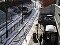 South end of Park Avenue station, December 2005.jpg