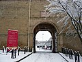 Southern gateway into the Piece Hall - geograph.org.uk - 1734934.jpg