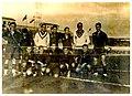 Spanish national football team before the friendly match against Czechoslovakia in Barcelona, 1.01.1930 (2).jpg