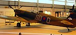 Spitfire Mk.I, Royal Air Force Museum, Cosford. (34792776181).jpg