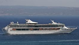 De Splendour of the Seas