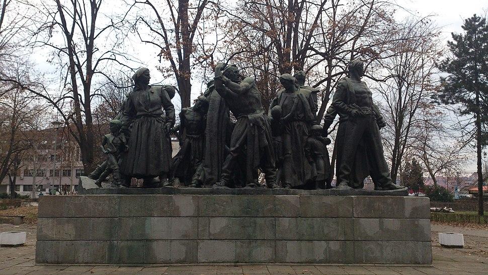 Spomenik otpora i stradanja Kraljevo