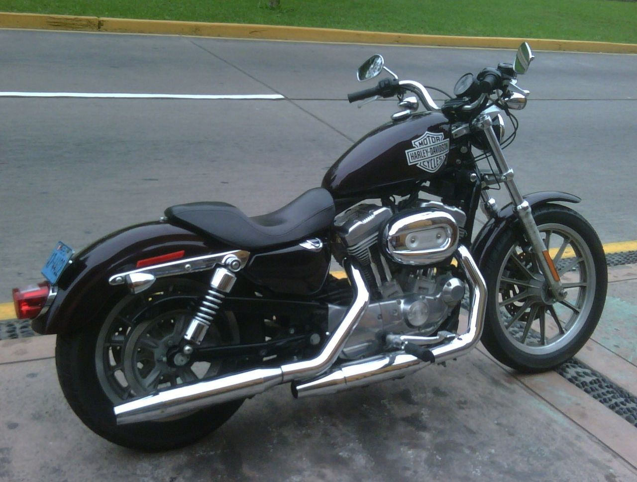 Harley Davidson Forty Eight For Sale California