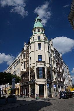 Burgstraße in Cottbus