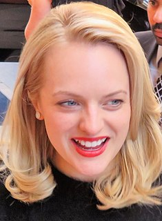 Elisabeth Moss American actor and producer