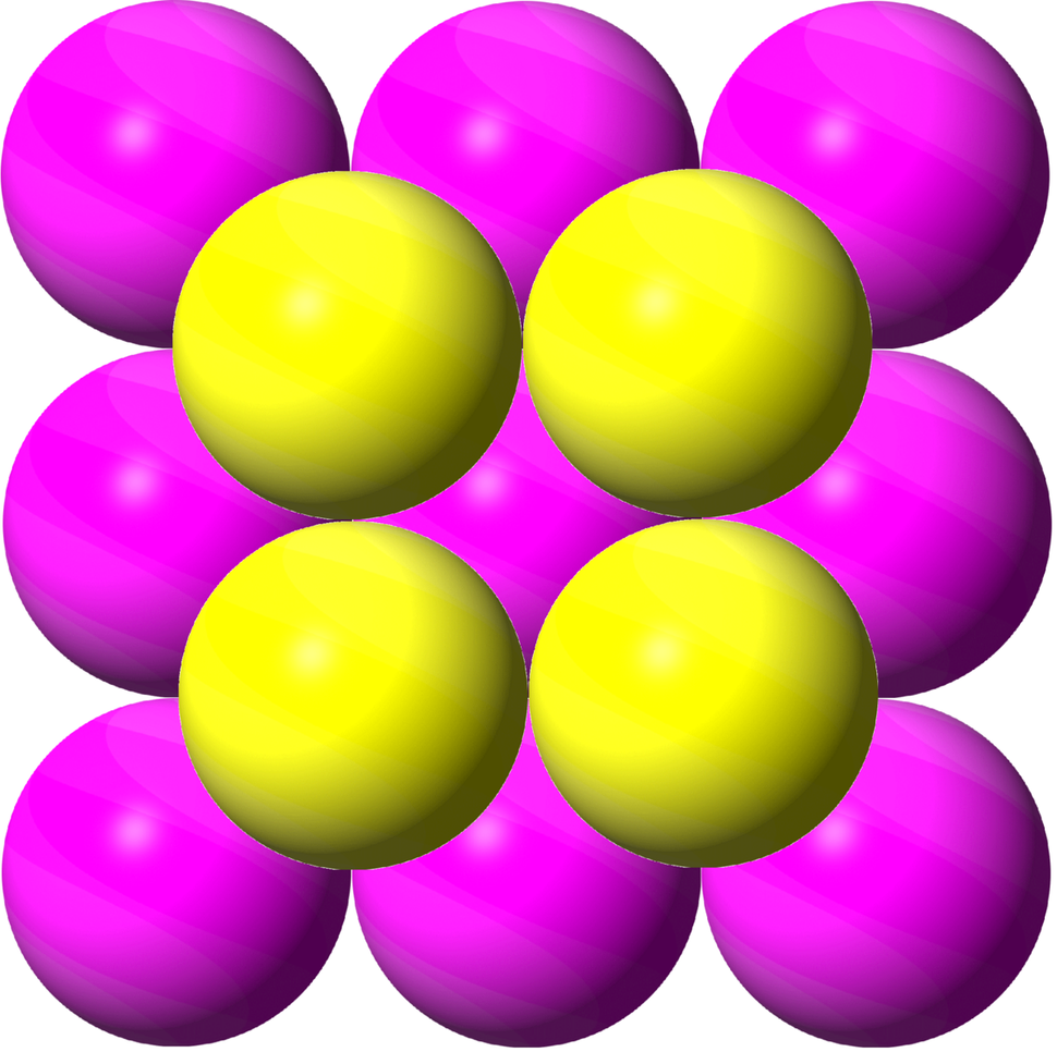 Square circle grid spheres