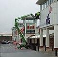 St. Andrew's Retail Park - Maintenance - geograph.org.uk - 1724680.jpg