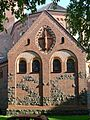 St. Marienkirche (Berlin-Wilmersdorf) nördlicher Querschiffgiebel.JPG