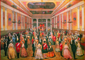 St. Patrick's ball at Dublin Castle 1850.png