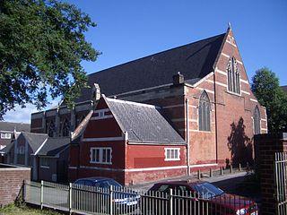 St Albans Church, Sneinton Church in Nottingham, England
