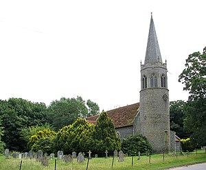 Quidenham - Image: St Andrew's church geograph.org.uk 1399563