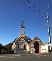 Bild der St. Barnabas Kirche