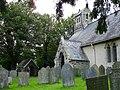 St Cadfan's church, Llangadfan - geograph.org.uk - 509559.jpg
